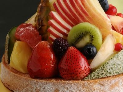 Tarte fruit ータルトフリュイー